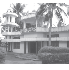 Figure 10 - Noorul Irfan Arabic College, India