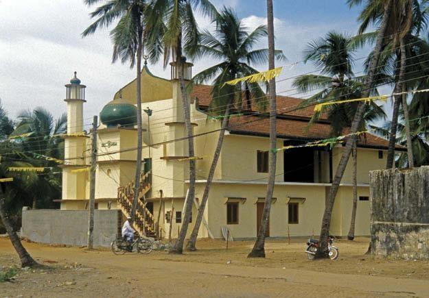 Hallaj Mosque, Akkaraipattu, Sri Lanka