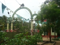 02 Dargah and Burial Ground Entrance